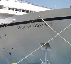 CRV AEGEAN ODYSSEY